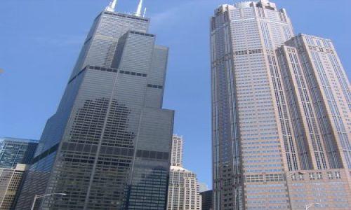 Zdjęcie USA / Illinois / Chicago / SearsTower
