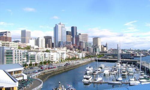 Zdjecie USA / Washington / Seattle / Prawie nad Pacy