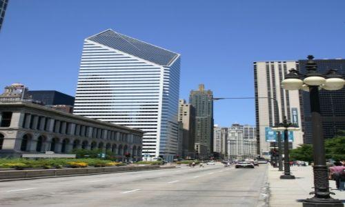 Zdjęcie USA / ILLINOIS / CHICAGO / ULICA 2