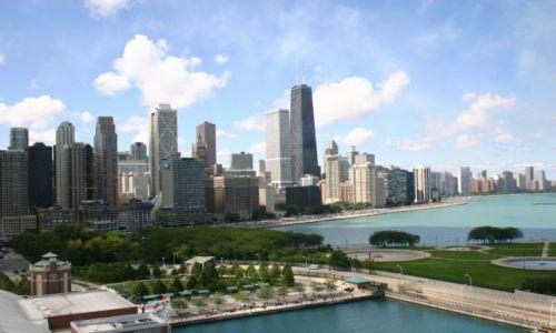 Zdjęcie USA / ILLINOIS / CHICAGO / cisza