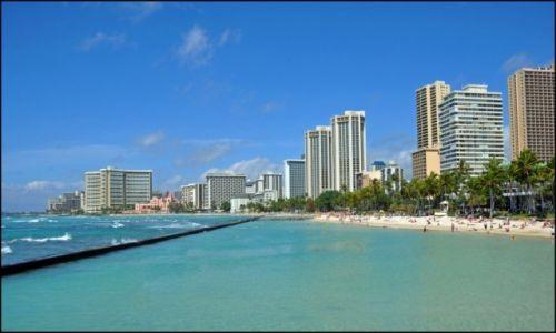 Zdjęcie USA / Oahu / Honolulu / Waikiki, Honolulu