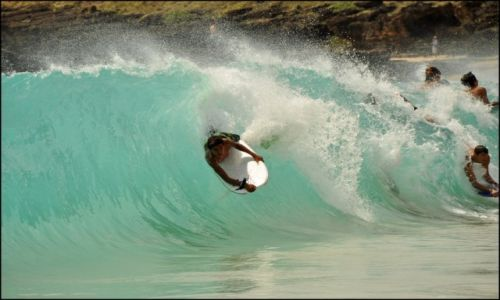 Zdjęcie USA / Oahu / Sandy Beach / Sandy Beach, Oahu