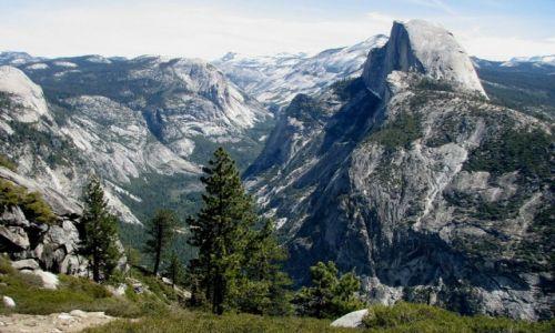 Zdjęcie USA / Kalifornia / Park Narodowy Yosemite / Half Dome