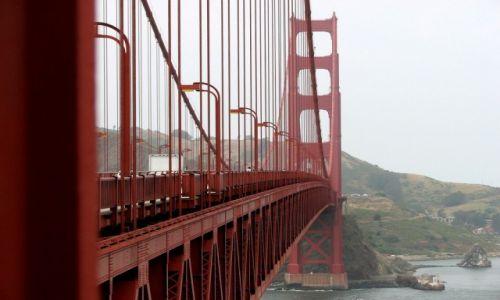 Zdjęcie USA / Kalifornia / San Francisco / Golden Gate