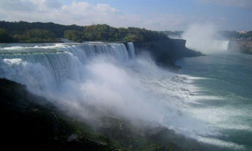 Zdjecie USA / na granicy USA i Kanady / - / Niagara...