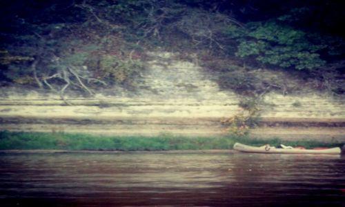 Zdjecie USA / Iowa / Mississippi rzeka... / Mississippi Canoeing
