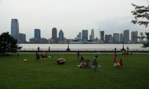 Zdjęcie USA / - / Nowy York / Relaks na Manhattanie