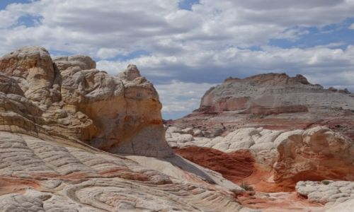USA / Arizona / Vermilion Cliffs / Na innej planecie - WHITE POCKET 12