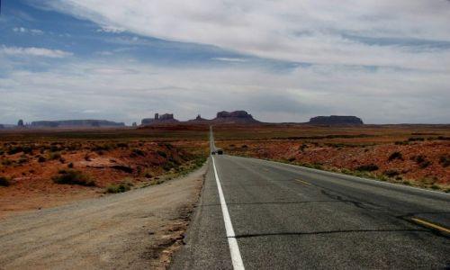 Zdjęcie USA / Arizona / Arizona / W drodze