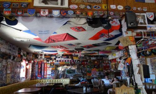 Zdjecie USA / - / Pustynia Mohave / Bagdad Cafe: wnętrze
