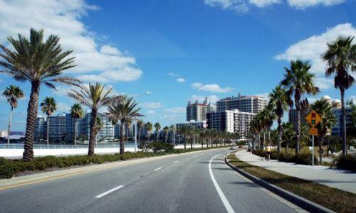 Zdjecie USA / Floryda  / Sarasota / Droga