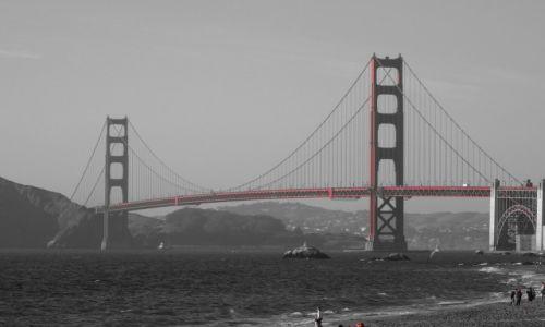 USA / Kalifornia / San Francisco / Golden Gate
