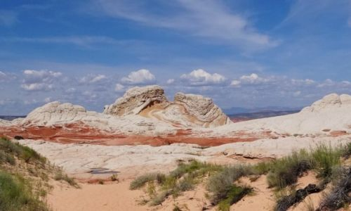 USA / Arizona, / Vermilion Cliffs / WHITE POCKET 9