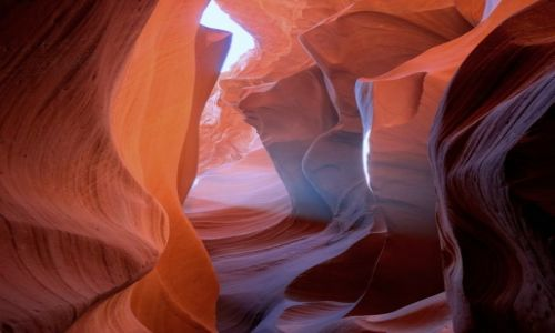 USA / Arizona / Kanion Antylopy / Antelope Canyon