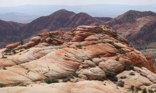 Zdjecie USA / UTAH / Candy Cliffs, Yant Flat / Kocham czerwone skały: YANT FLAT 1