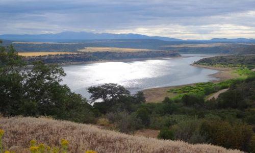 Zdjęcie USA / Kolorado / Obok Pueblo Escalante / Rzeka Dolores