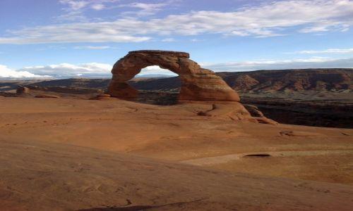 Zdjecie USA / UTAH / Park Narodowy Arches  / standard - Delicate Arch