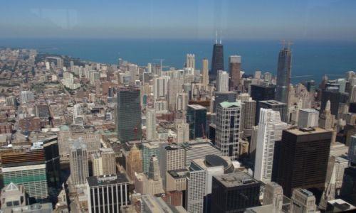 Zdjęcie USA / IL. / CHICAGO /  103 pietro