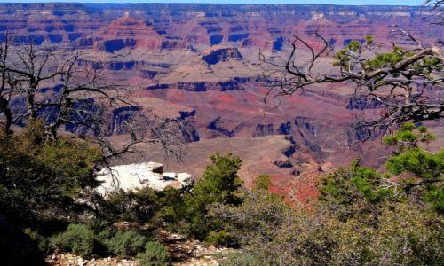 USA / Arizona / Grand Canyon / Oddaj�c si� wspomnieniom...