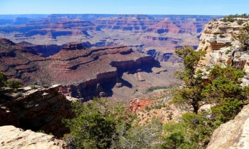 USA / Arizona / GRand Canyon / Na kraw�dzi czego� Wielkiego...