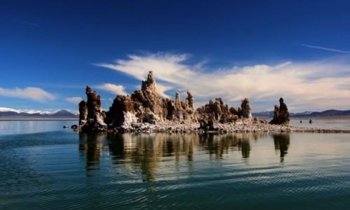 Zdjecie USA / Kalifornia / Mono Lake / Jezioro Mono