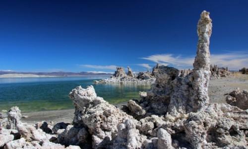 Zdjecie USA / Kalifornia / Mono Lake / Tufy