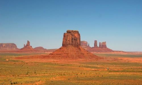 USA / Arizona / Monument Valley Navajo Tribal Park / Monument Valley
