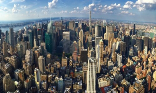 Zdjęcie USA / New York / Empire State Building / Manhattan
