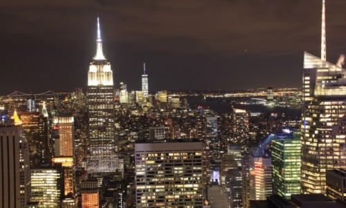 Zdjecie USA / New York / Rockefeller Centre / Manhattan