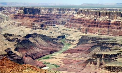 Zdjecie USA / Arizona / Grand Canyon / Kolorado