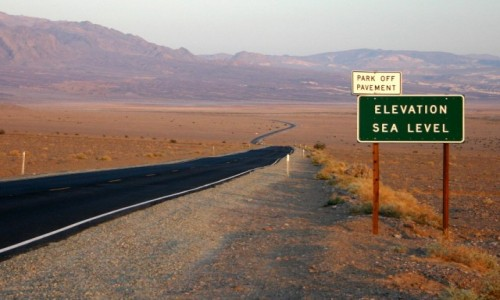 Zdjecie USA / California / Death Valley / Death Valley