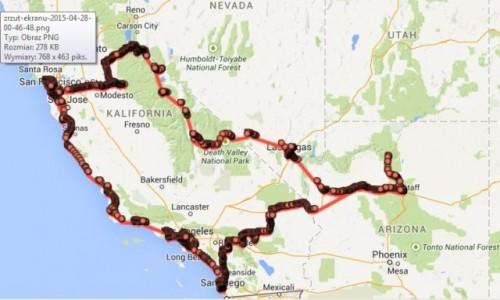 Zdjęcie USA / Kalifornia Arizona Nevada / Kalifornia Arizona Nevada / Kalifornia road trip