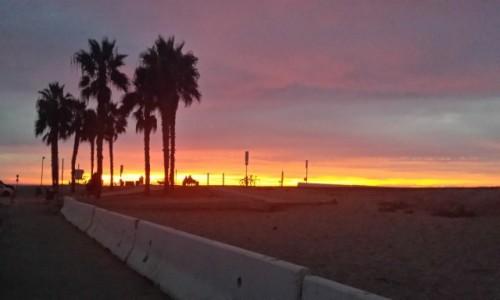Zdjecie USA / Coronado / San Diego / Sunset.