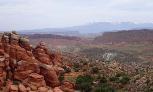 USA / Utah / Devils Garden / Arches NP
