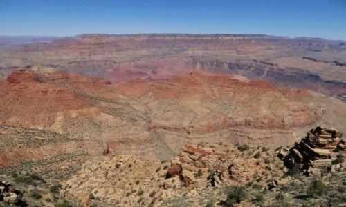 Zdjecie USA / Arizona / Grand Canyon, strona południowa / Kanion wielki i