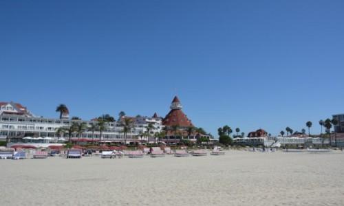 Zdjecie USA / Kalifornia / San Diego / Hotel del Coron
