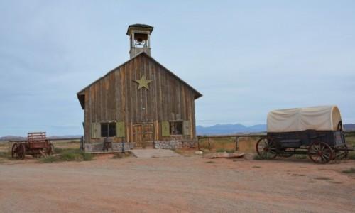 Zdjecie USA / Wyoming / PN Grand Teton / gdzieś na trasi