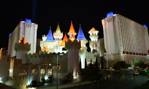 Zdjecie USA / Nevada / Las Vegas / Excalibur Hotel