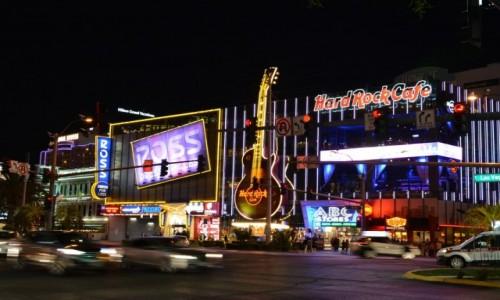 Zdjecie USA / Nevada / Las Vegas / na Stripie