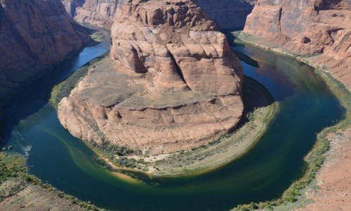USA / Arizona / Page / Horseshoe Bend