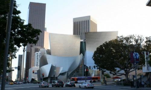 Zdjecie USA / Kalifornia / Los Angeles / Wielkie miasto