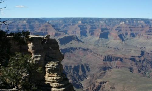 Zdjecie USA / Arizona / Park Narodowy Wielkiego Kanionu / Wielki Kanion