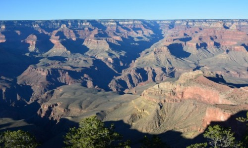 Zdjęcie USA / South Rim / Park Narodowy Wielkiego Kanionu / kolejna odsłona Wielkiego Kanionu
