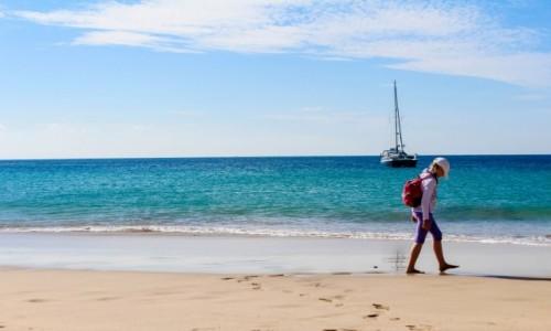 Zdjęcie USA / - / Plaża / Rodzinne życie na Fali