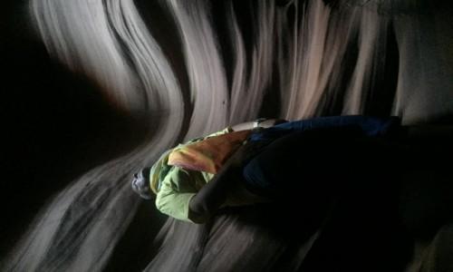 Zdjecie USA / - / Antylope Creek / Fantazja barw