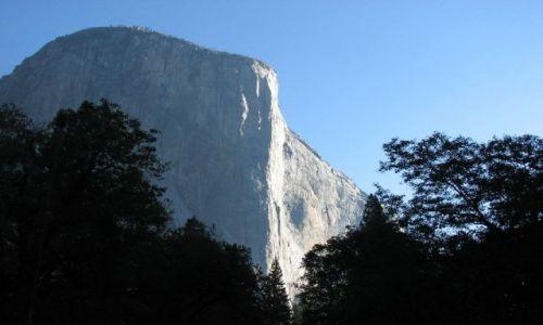 Zdjecie USA / Kalifornia / Yosemite NP / El Capitano