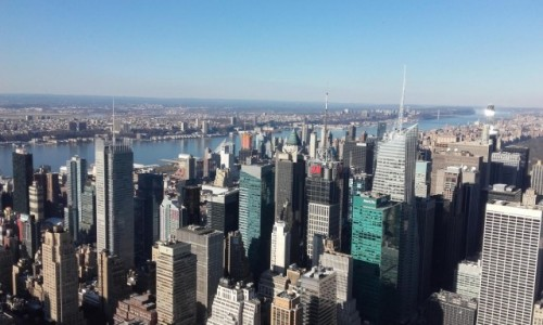 Zdjecie USA / - / Nowy Jork / Empire State Bu