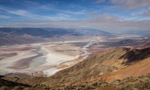 Zdjecie USA / Kalifornia / Death Valley / Przestrzenie...