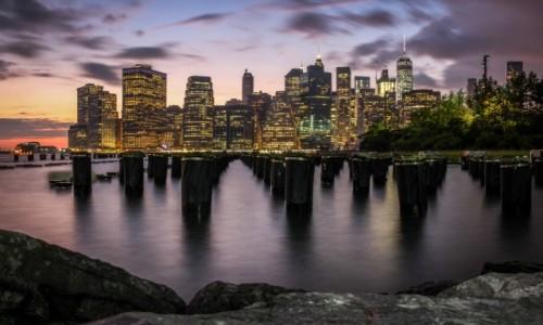 Zdjęcie USA / New York / New York / Big Apple