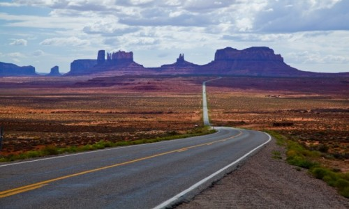 USA / Arizona / Monumet Valley / Monument Valley